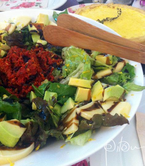 salada morchon
