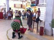 Circo: Performance das Irmãs Zuerba.